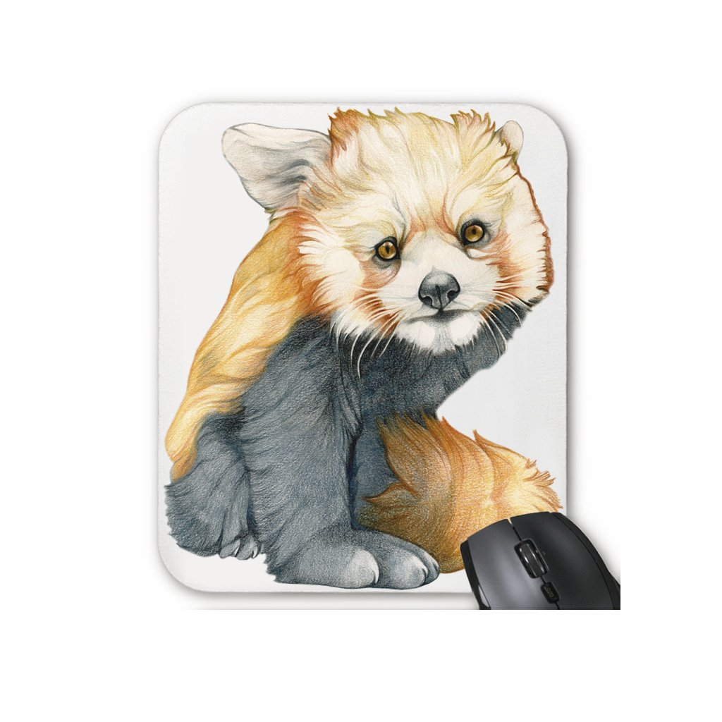 [412-MP] Red Panda Cub Mousepad