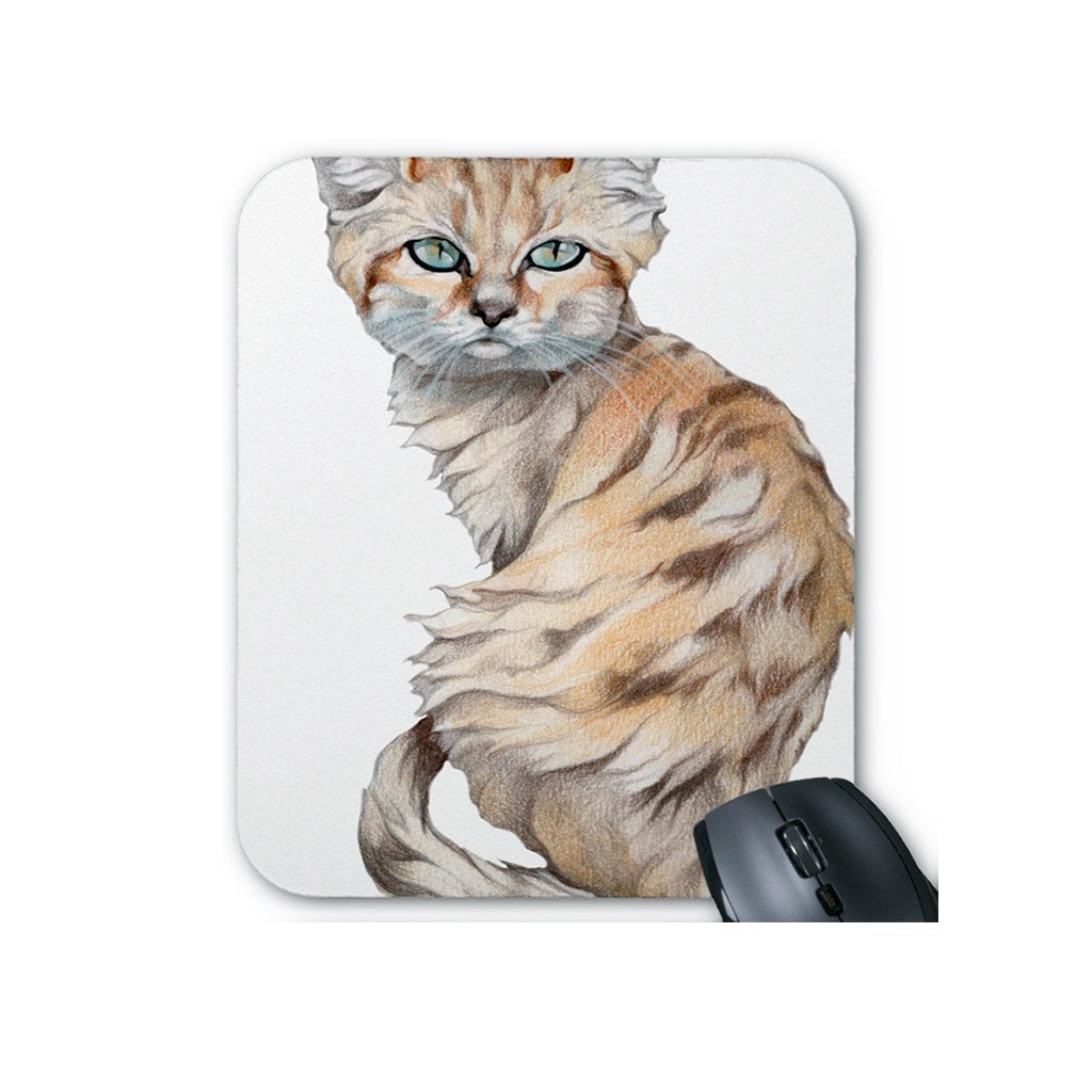 [492-MP] Sand Cat Mousepad