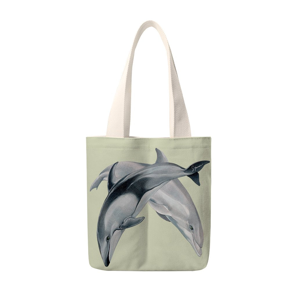 [TUS-501] Pacific Dolphin Duo Totes