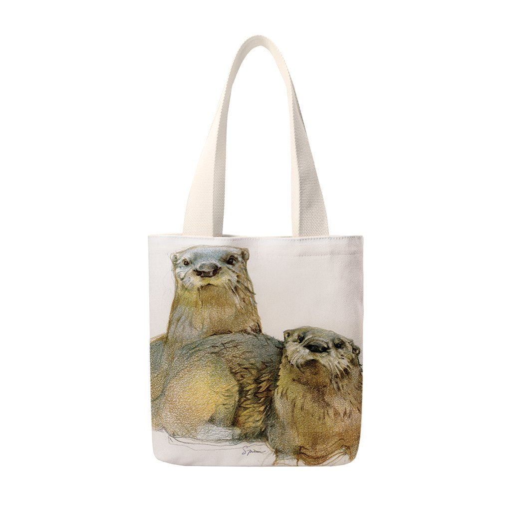 [TUS-519] American River Otter Totes