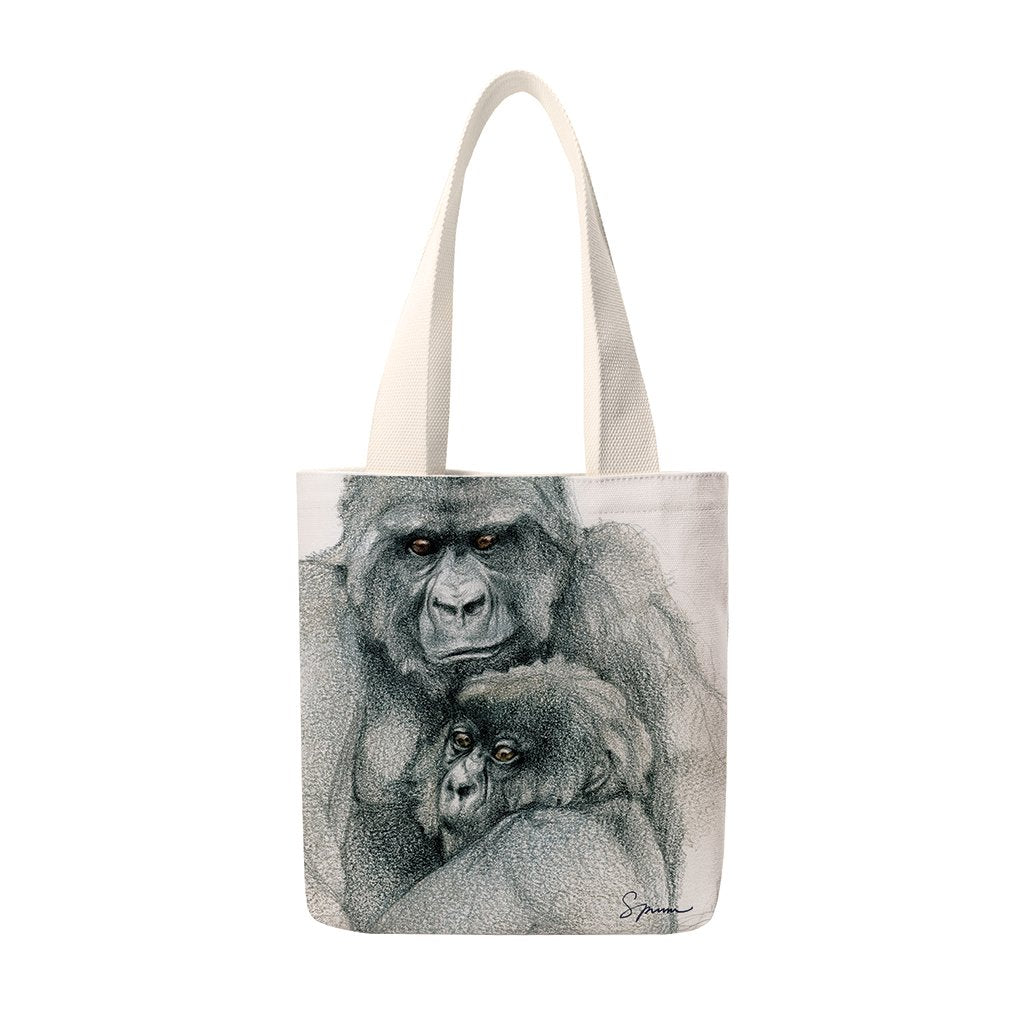 [TUS-577] Mountain Gorilla Duo Totes