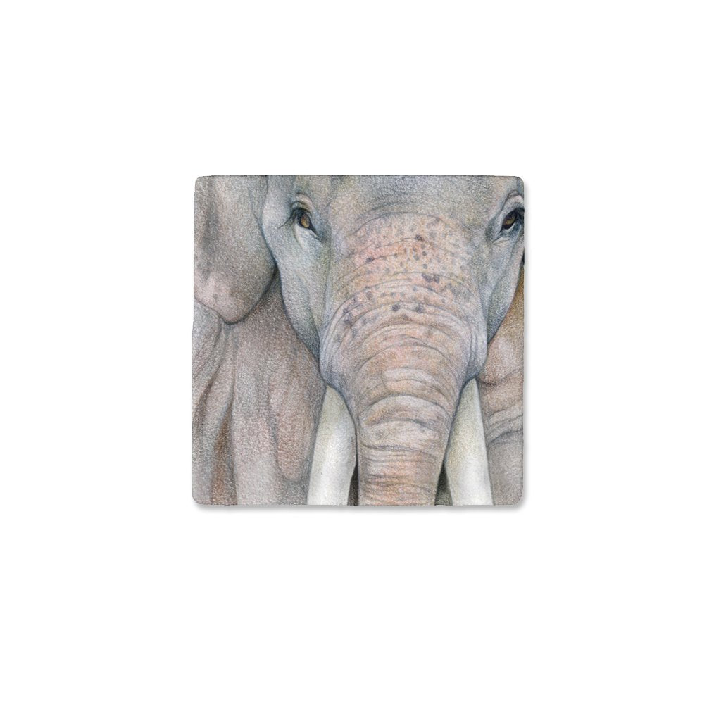 [CST-608] Asian Elephant Bull Coasters