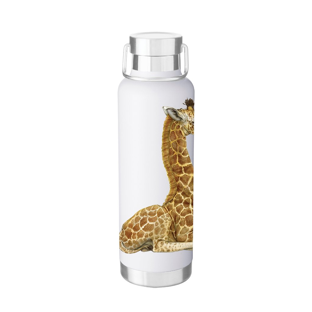 [BJ-651] Giraffe Calf Journey Bottle
