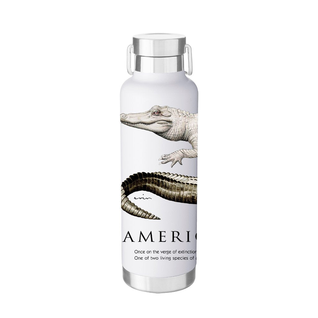 [BJ-700] American Alligator Journey Bottle