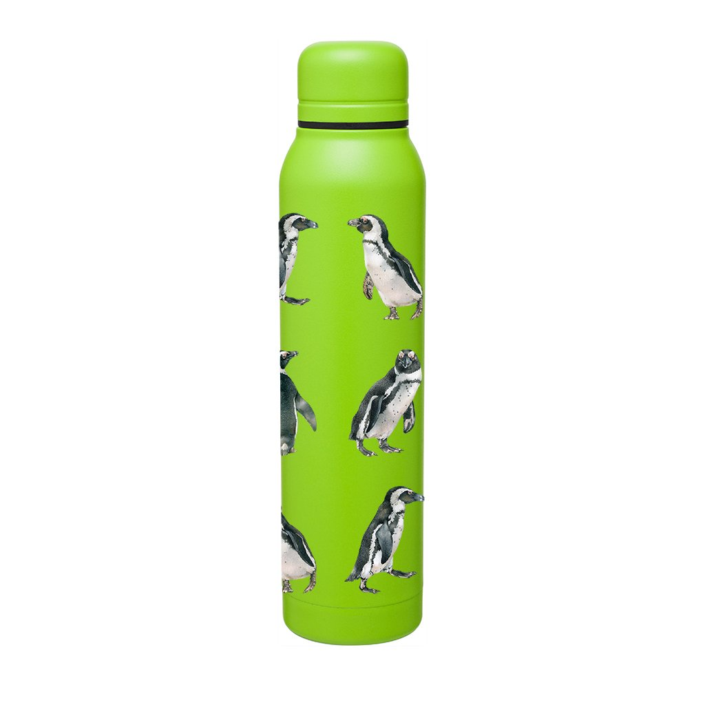 [BS-802] African Penguin Silo Bottle
