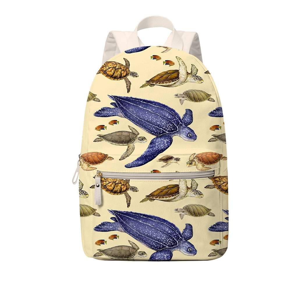 [BPL-805] Sea Turtles World Backpack