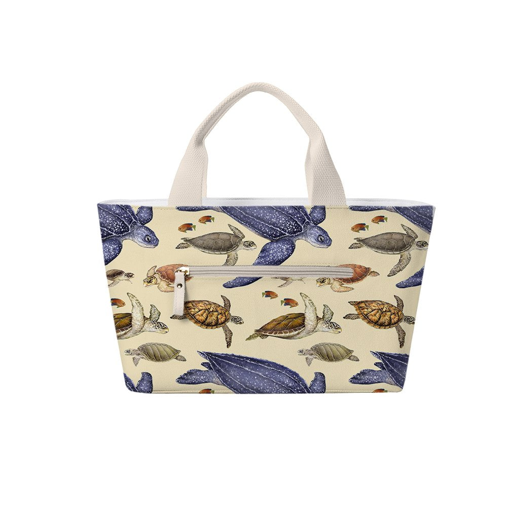 [TB-TD-TL-TM-TW-805] Sea Turtles World Totes