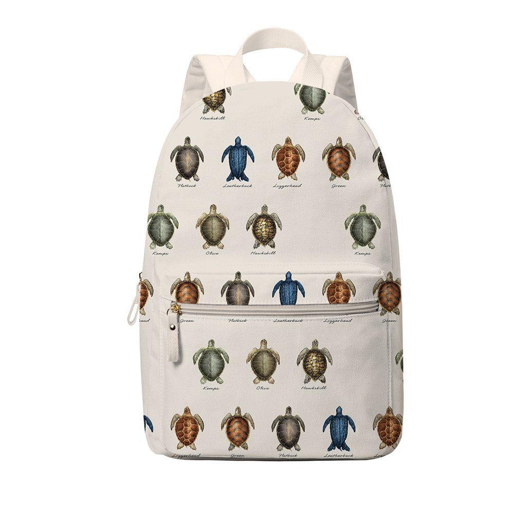 [BPL-806] Sea Turtles Row Backpack