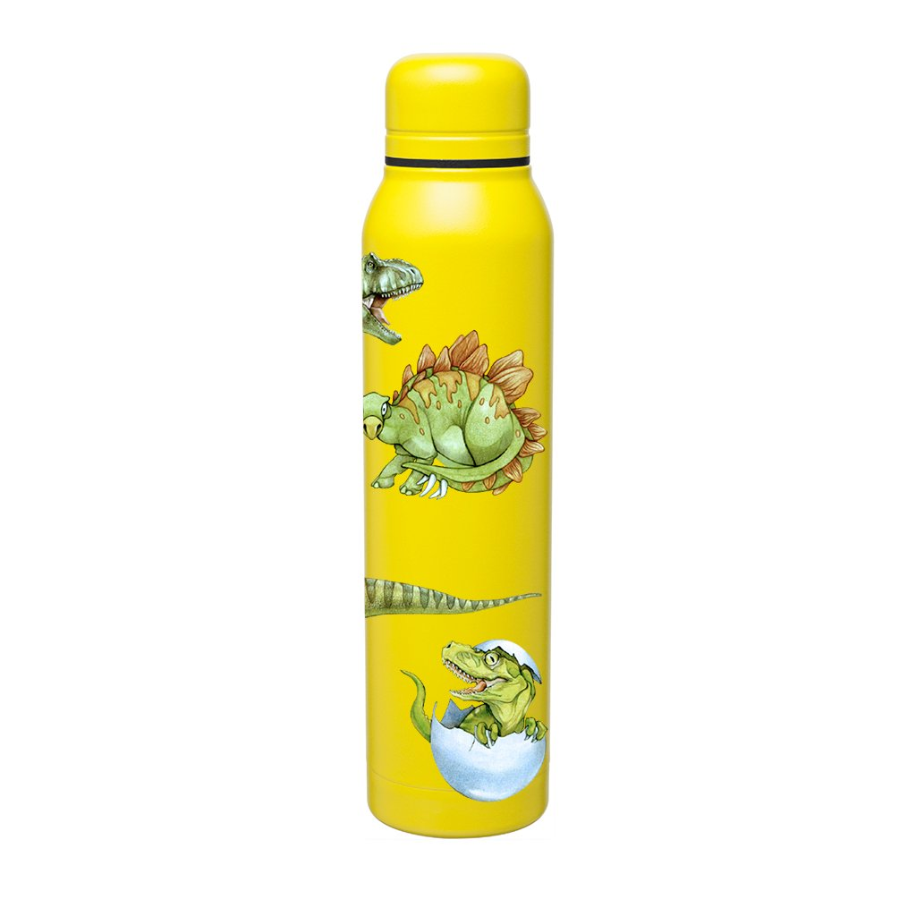 [BS-875] Dinosaur Silo Bottle