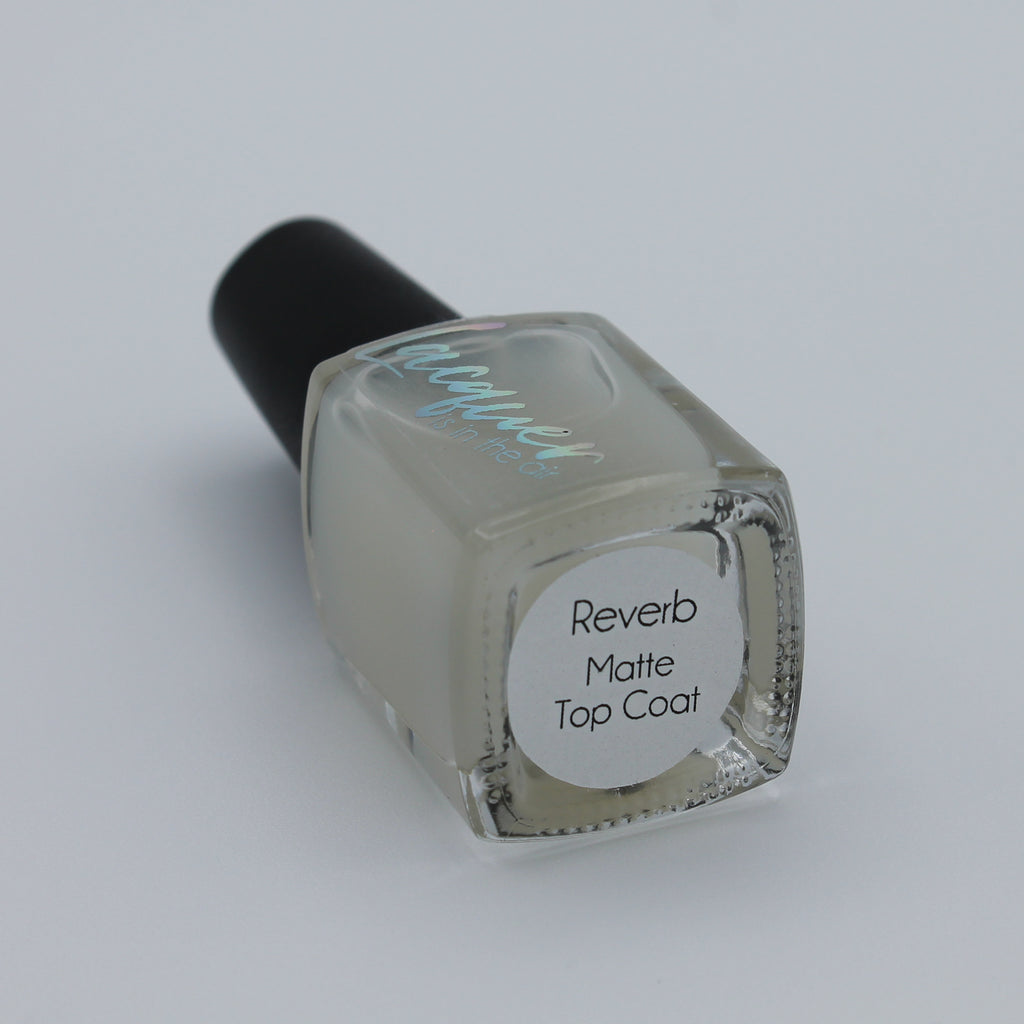 Reverb Matte Top Coat