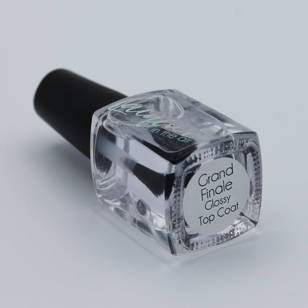 Grand Finale Glossy Top Coat