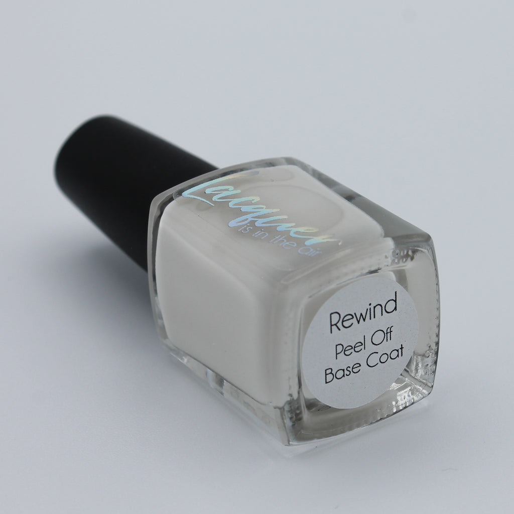 Rewind Peel Off Base Coat