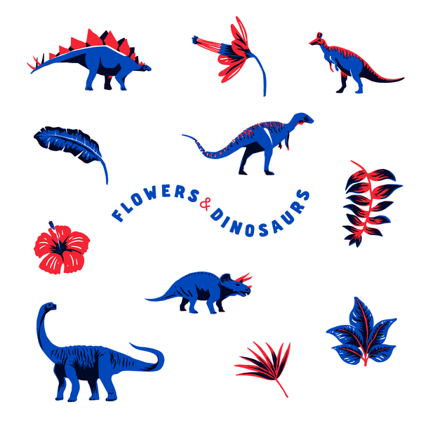 Monthly membership of Flowers & Dinosaurs University