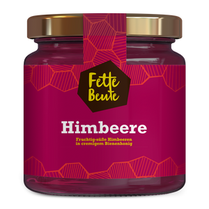 Fette Beute Himbeere