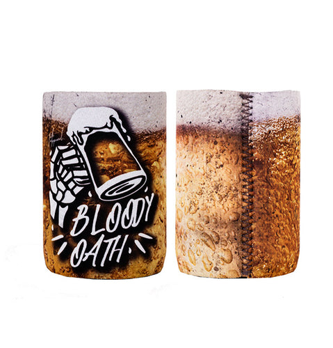 Bloody Oath Stubby Cooler
