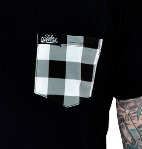 Flanno Pocket Tee