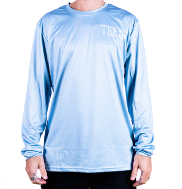 Angler Jersey Ice Blue