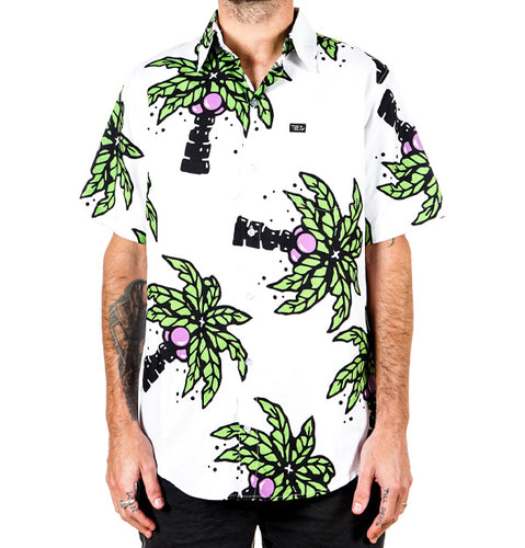 Tropic Button Up