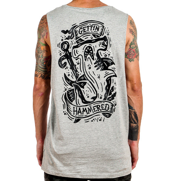 Hammered V2 Muscle Tee