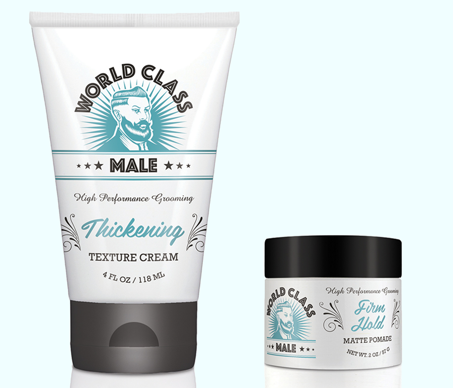 Thickening Cream + Firm Hold