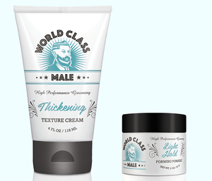 Thickening Cream + Light Hold