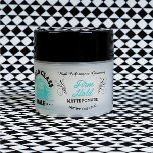 Firm Hold Matte Pomade