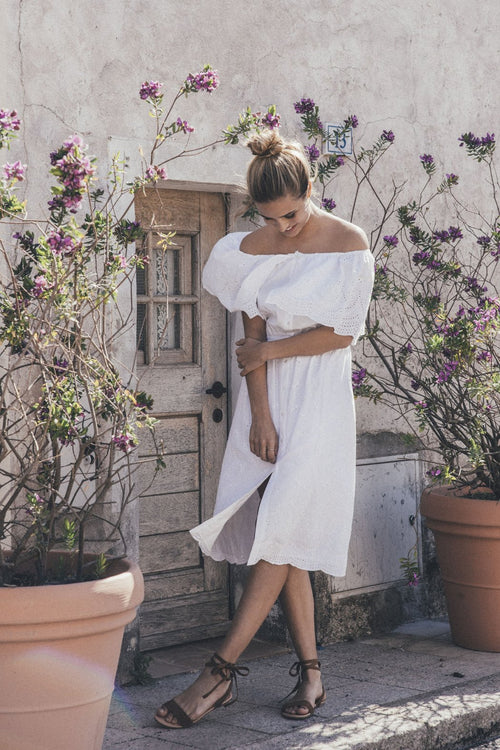 Pampelone Sardinia Midi Dress