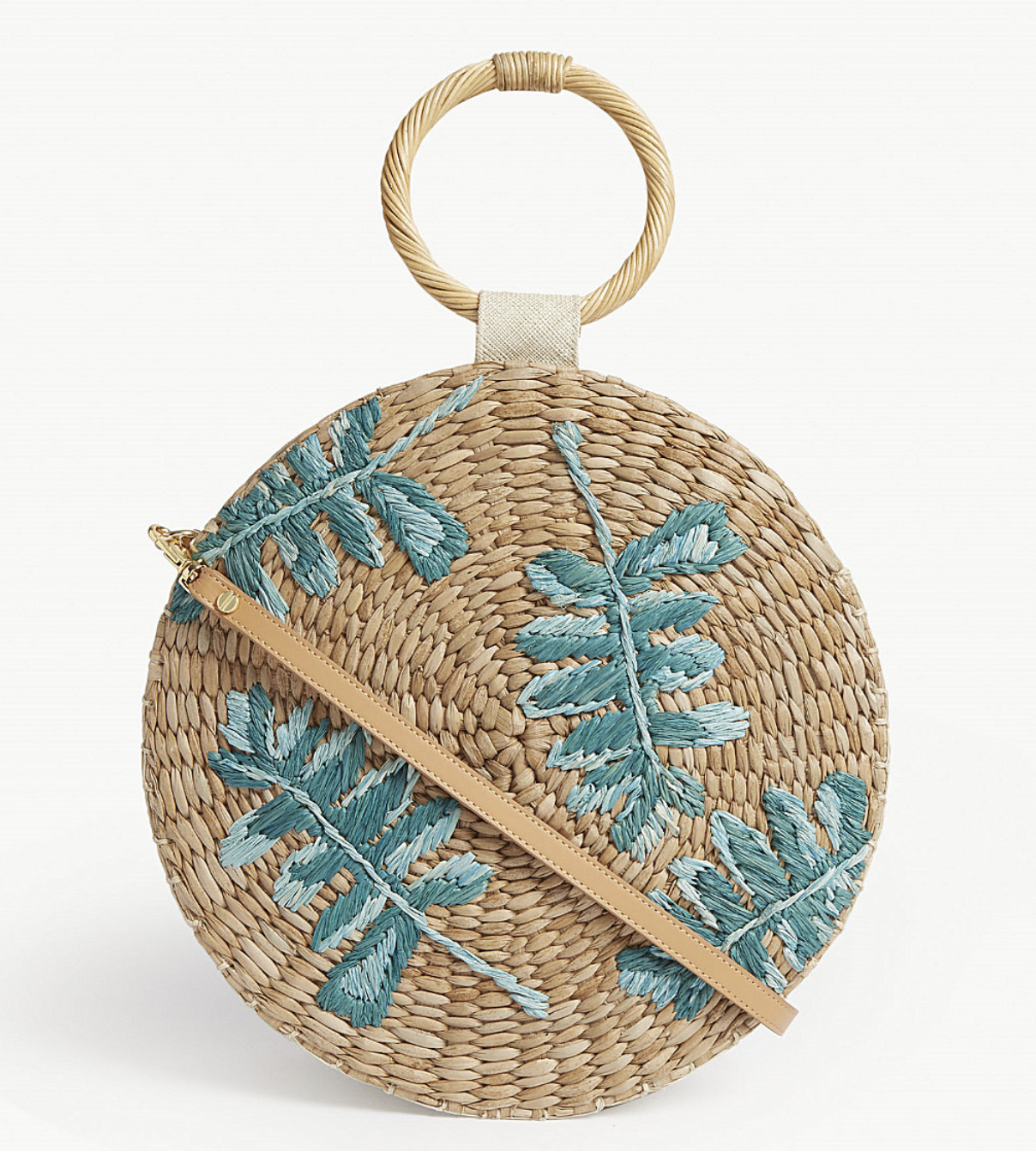 Aranaz Jane Medium Round Tote