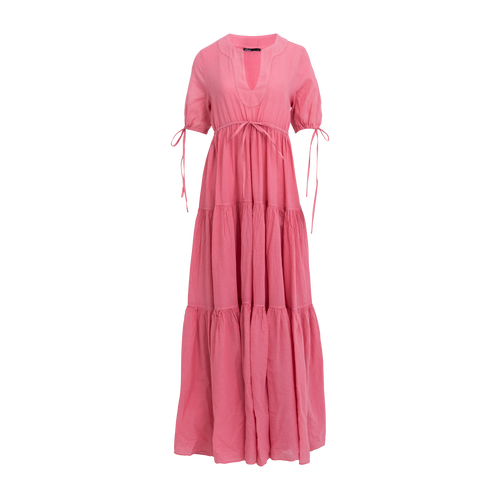 Devotion Melina Blush Pink Maxi Dress