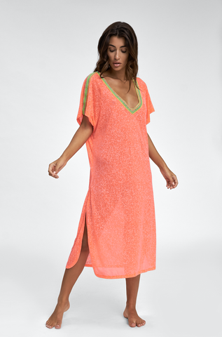 Pampelone Delphina Maxi Dress