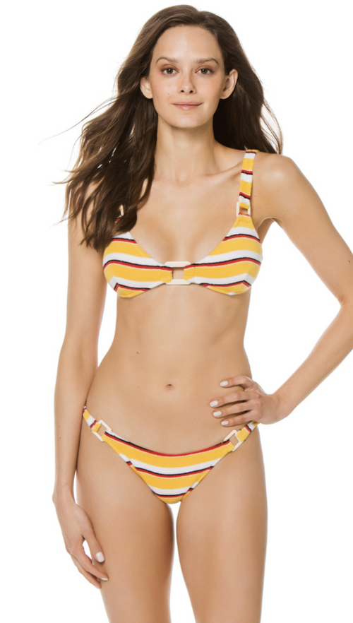 Solid&Striped Tweety Terry Bikini