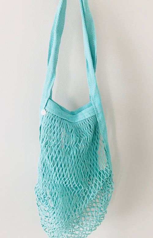 Bucci Net/Mesh Grocery and Beach Bag
