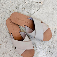 Alasia Lifestyle Natalia Cross-Over Sandals