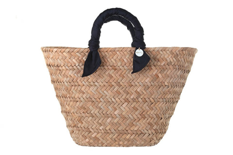 Aranaz Keira Bucket Seagrass Bag