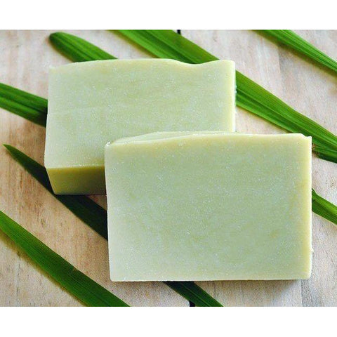 Simple Beauty Organic Lemongrass Shampoo Bar