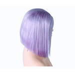 Brazilian Purple Bob Wig