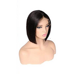 Indian Straight Bob Wig