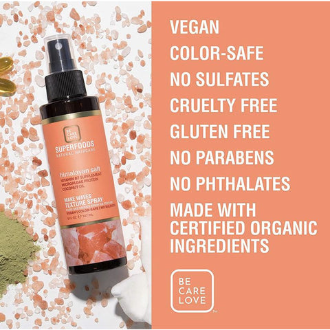 BCL Make Waves Himalayan Salt Spray
