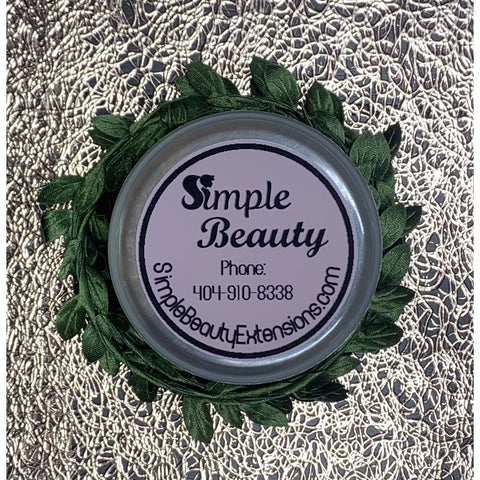 Simple Beauty Organic Exfoliating Pre-shampoo Scrub
