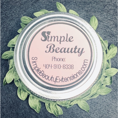 Simple Beauty Extreme Hydration Butter Masque