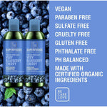 BCL Very Blueberry Cherry Shampoo & Conditioner Set