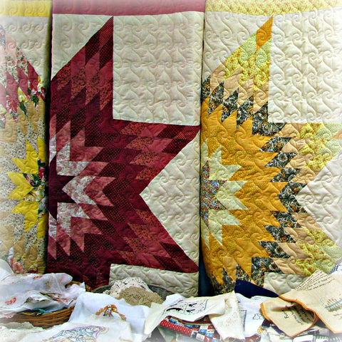 Lone Star Quilt - Classic American Quilt Patterns
