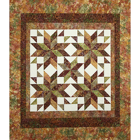 Tuscan Star quilt