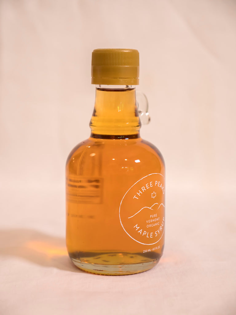 Three Peaks Maple Syrup - 8.5 oz.