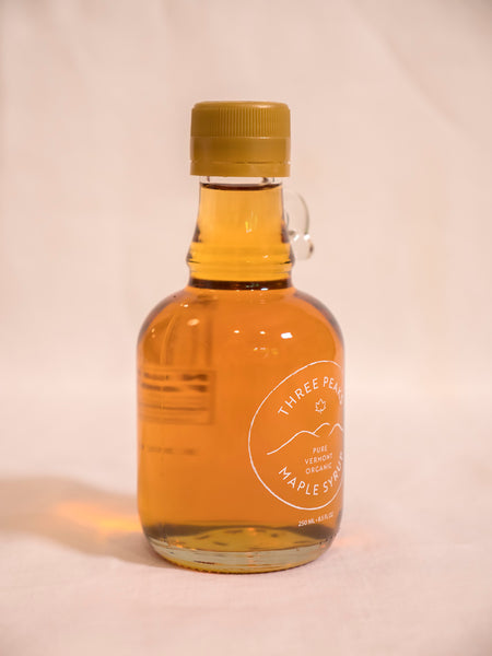 Three Peaks Maple Syrup - 8.5 oz. - Free Shipping