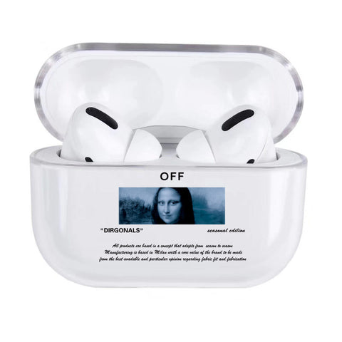 Coque AirPods Pro Off White
