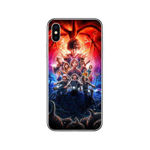 Coque Stranger Things