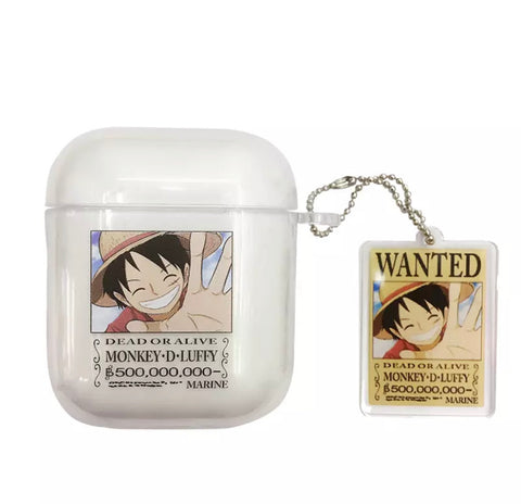 coque AirPods one piece