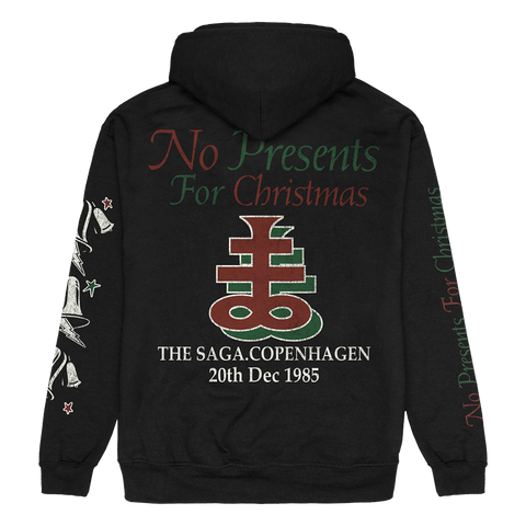 No Presents for Christmas Hoodie