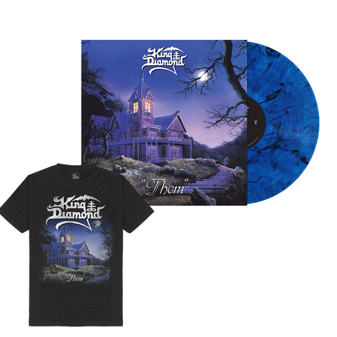 Them Exclusive Colored Vinyl Bundle